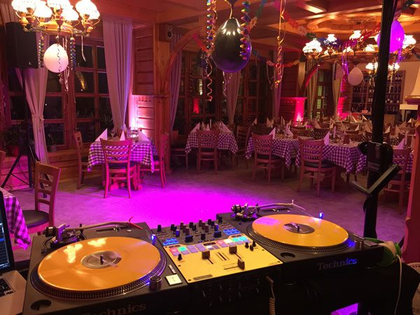 DJ CrossCut Silvester 2017 2018 Wildau