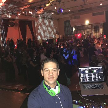 DJ CrossCut Feier Eröffnungstanz in Berlin Corporate Event