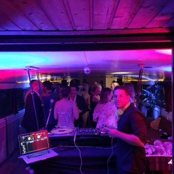 DJ CrossCut Hochzeit auf Partyboot MS Rhein auf der Spree