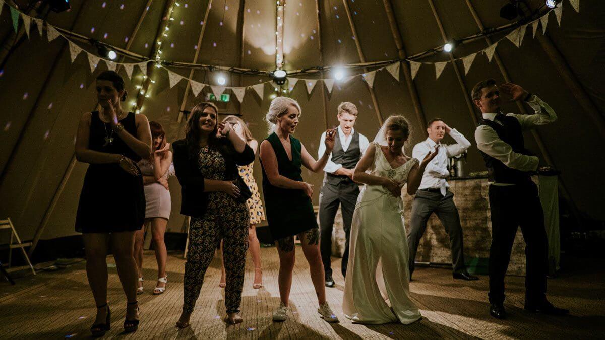 DJ CrossCut Hochzeit Tanzen DJ