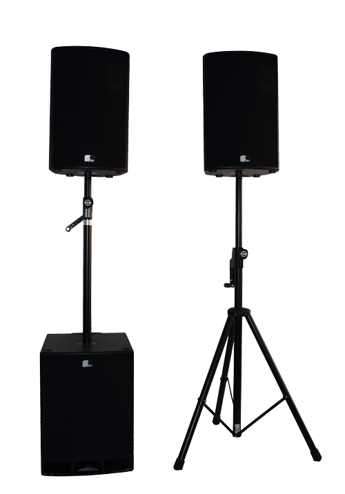 Soundanlage von DJ CrossCut für den perfekten Klang auf Ihrer Hochzeit oder Ihrem Event