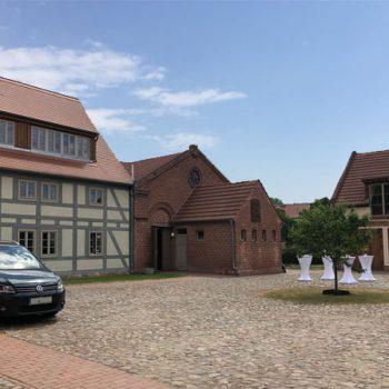 Hochzeit Location alter dorfkrug staffelde 350x350 - Romantische Hochzeit - Alter Dorfkrug Staffelde