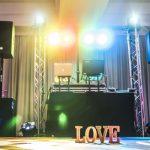 Hochzeits DJ Equipment