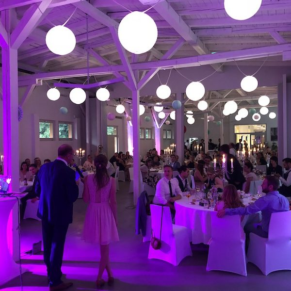Hochzeit Potsdam Eröffnungsrede