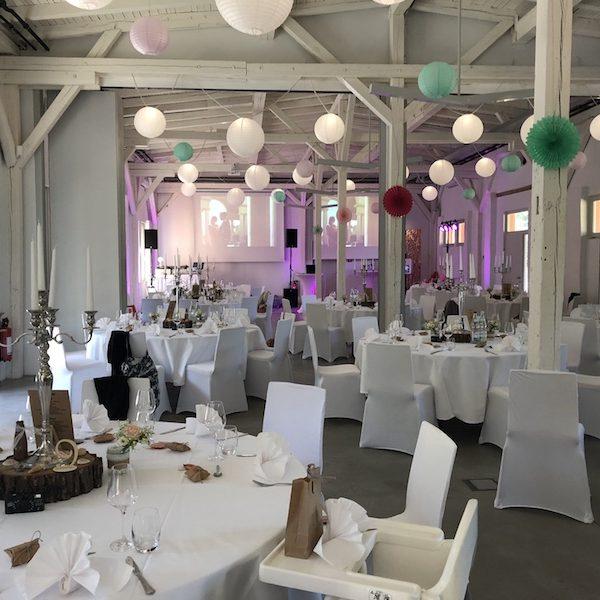 Hochzeit BlauArt Tagungshaus Potsdam
