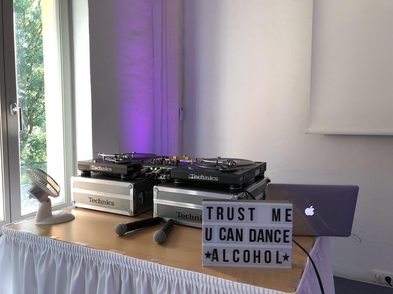 DJ Musik Hochzeit