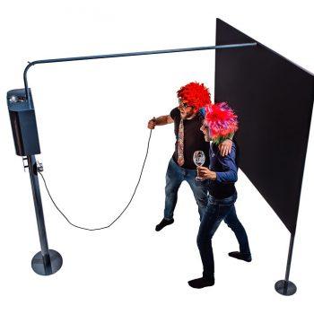Photobooth Hochzeit Instamat 350x350 - Eine Fotobox auf deiner Hochzeit– Der Spassbringer für Jung und Alt