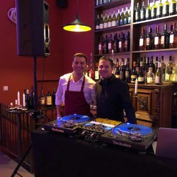DJ Geburtstag italinische Restaurant 350x350 - DJ italienisches Restaurant
