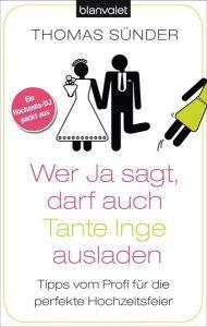 Buchempfehlung: Wer Ja sagt, darf auch Tante Inge ausladen